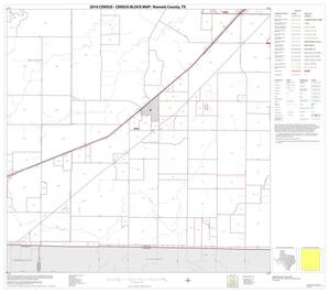 Primary view of object titled '2010 Census County Block Map: Runnels County, Block 14'.