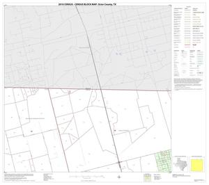 Primary view of object titled '2010 Census County Block Map: Ector County, Block 3'.