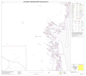 Primary view of object titled '2010 Census County Block Map: Kenedy County, Block 9'.