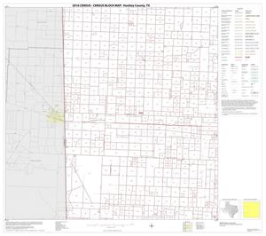 Primary view of object titled '2010 Census County Block Map: Hockley County, Block 4'.