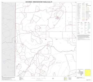 Primary view of object titled '2010 Census County Block Map: Motley County, Block 4'.