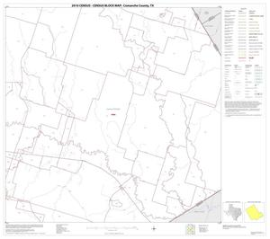 Primary view of object titled '2010 Census County Block Map: Comanche County, Block 16'.
