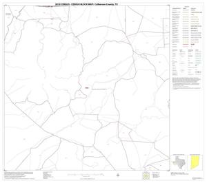 Primary view of object titled '2010 Census County Block Map: Culberson County, Block 44'.