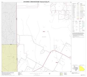 Primary view of object titled '2010 Census County Block Map: Atascosa County, Block 4'.