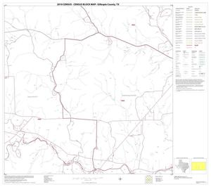 Primary view of object titled '2010 Census County Block Map: Gillespie County, Block 15'.