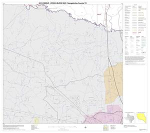 Primary view of object titled '2010 Census County Block Map: Nacogdoches County, Block 15'.