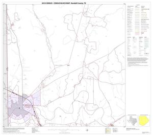 Primary view of object titled '2010 Census County Block Map: Kendall County, Block 4'.