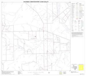 Primary view of object titled '2010 Census County Block Map: La Salle County, Block 9'.