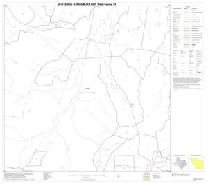 Primary view of object titled '2010 Census County Block Map: Webb County, Block 24'.