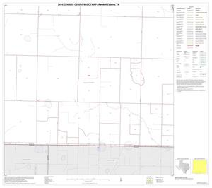 Primary view of object titled '2010 Census County Block Map: Randall County, Block 14'.