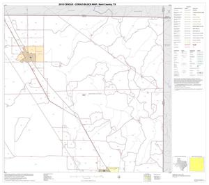 Primary view of object titled '2010 Census County Block Map: Kent County, Block 3'.