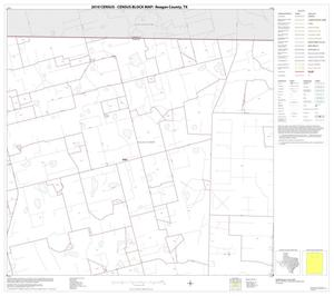 Primary view of object titled '2010 Census County Block Map: Reagan County, Block 2'.
