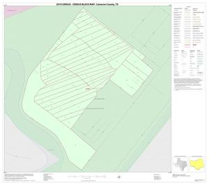 Primary view of object titled '2010 Census County Block Map: Cameron County, Inset L01'.