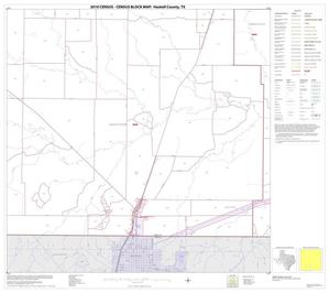 Primary view of object titled '2010 Census County Block Map: Haskell County, Block 14'.