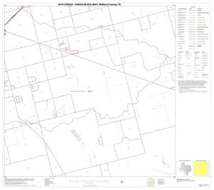 Primary view of object titled '2010 Census County Block Map: Midland County, Block 7'.