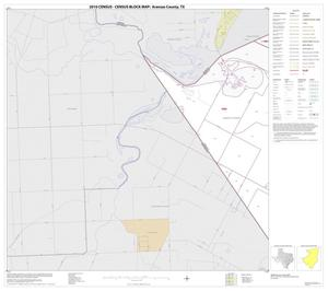Primary view of object titled '2010 Census County Block Map: Aransas County, Block 7'.