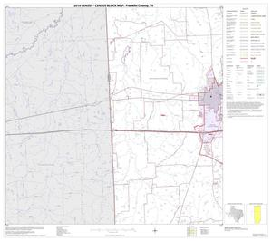 Primary view of object titled '2010 Census County Block Map: Franklin County, Block 4'.