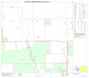 Primary view of object titled '2010 Census County Block Map: Collin County, Block 32'.