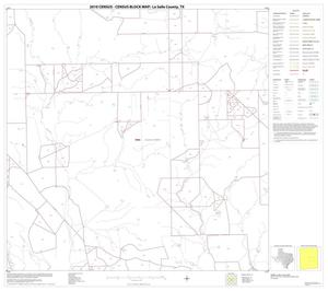 Primary view of object titled '2010 Census County Block Map: La Salle County, Block 14'.