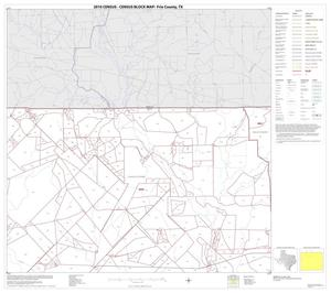 Primary view of object titled '2010 Census County Block Map: Frio County, Block 2'.