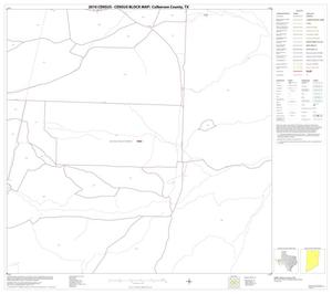 Primary view of object titled '2010 Census County Block Map: Culberson County, Block 17'.