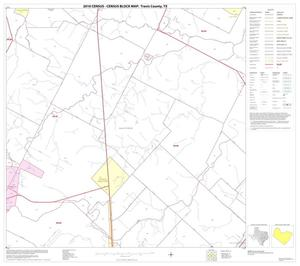 Primary view of object titled '2010 Census County Block Map: Travis County, Block 47'.