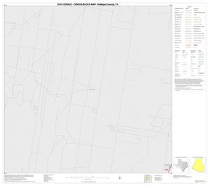 Primary view of object titled '2010 Census County Block Map: Hidalgo County, Block 58'.