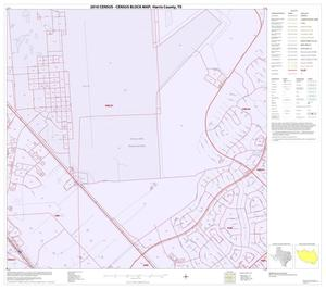 Primary view of object titled '2010 Census County Block Map: Harris County, Block 270'.