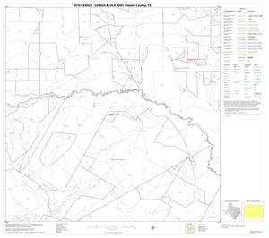 Primary view of object titled '2010 Census County Block Map: Dimmit County, Block 9'.