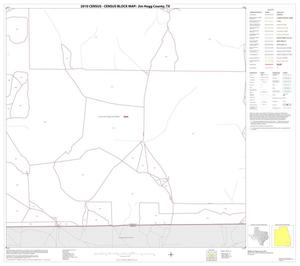 Primary view of object titled '2010 Census County Block Map: Jim Hogg County, Block 22'.