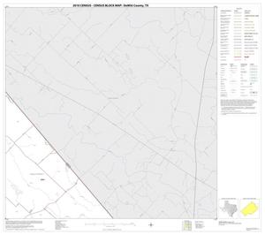 Primary view of object titled '2010 Census County Block Map: DeWitt County, Block 6'.