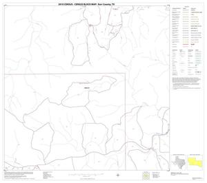 Primary view of object titled '2010 Census County Block Map: Kerr County, Block 24'.