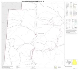 Primary view of object titled '2010 Census County Block Map: Real County, Block 5'.