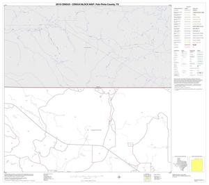 Primary view of object titled '2010 Census County Block Map: Palo Pinto County, Block 2'.