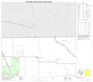 Primary view of object titled '2010 Census County Block Map: Collin County, Block 6'.