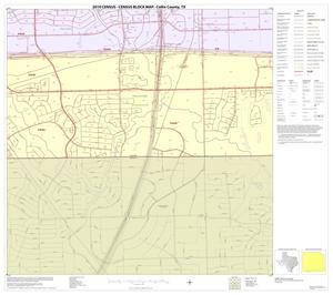 Primary view of object titled '2010 Census County Block Map: Collin County, Block 95'.