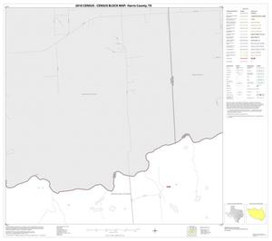 Primary view of object titled '2010 Census County Block Map: Harris County, Block 23'.