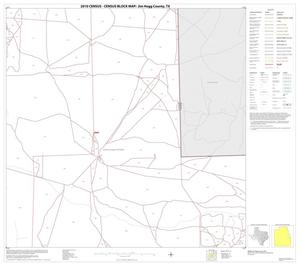 Primary view of object titled '2010 Census County Block Map: Jim Hogg County, Block 12'.