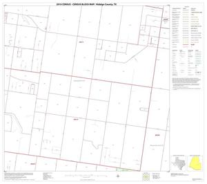 Primary view of object titled '2010 Census County Block Map: Hidalgo County, Block 66'.