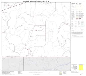 Primary view of object titled '2010 Census County Block Map: McCulloch County, Block 27'.