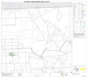 Primary view of object titled '2010 Census County Block Map: Willacy County, Block 3'.