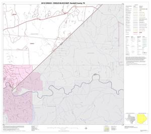 Primary view of object titled '2010 Census County Block Map: Kendall County, Block 14'.