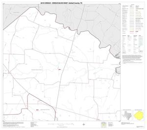 Primary view of object titled '2010 Census County Block Map: Goliad County, Block 2'.