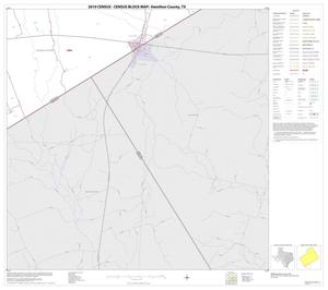 Primary view of object titled '2010 Census County Block Map: Hamilton County, Block 18'.