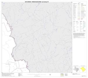 Primary view of object titled '2010 Census County Block Map: Lee County, Block 3'.