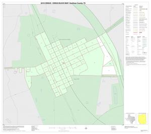 Primary view of object titled '2010 Census County Block Map: Kaufman County, Inset I01'.