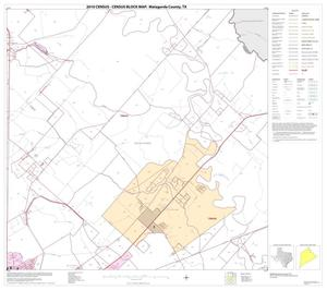 Primary view of object titled '2010 Census County Block Map: Matagorda County, Block 5'.