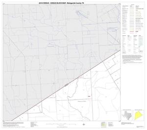 Primary view of object titled '2010 Census County Block Map: Matagorda County, Block 3'.