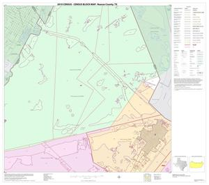 Primary view of object titled '2010 Census County Block Map: Nueces County, Block 11'.