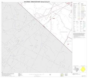 Primary view of object titled '2010 Census County Block Map: Bastrop County, Block 27'.